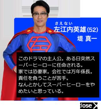 佐江内氏 佐江内英雄 視聴率 ドラマ 3話 4話 ダンス スーパーマン.png