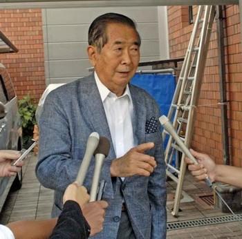 石原慎太郎 元東京都知事 下からの報告 盛り土をしない 契約書 承認.jpg